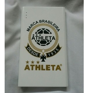 ATHLETA モバイルバッテリー