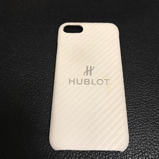 ウブロ(HUBLOT)のHUBLOTのiPhoneケース(iPhoneケース)