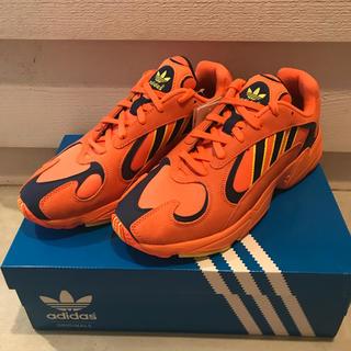 アディダス(adidas)のadidas yung1 28㎝ オレンジ 新品(スニーカー)