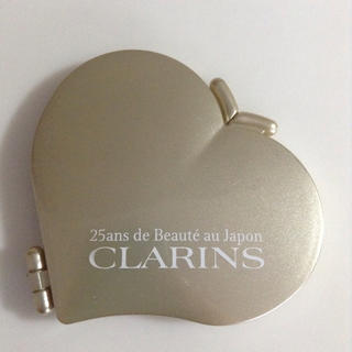 クラランス(CLARINS)のクラランス Clarins 鏡(ミラー)(ミラー)