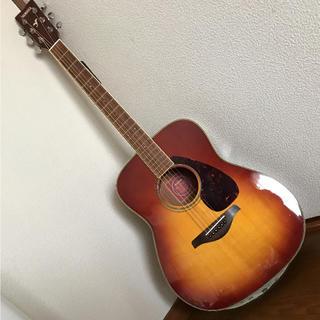 ヤマハ(ヤマハ)のトップ単板ヤマハFG 720S 牛骨サドルで鳴り良し!(アコースティックギター)