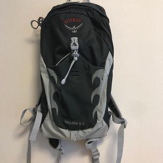 オスプレイ(Osprey)のオスプレイ リュック  talon5.5(登山用品)