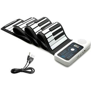 ハンドロール電子ピアノ 新品(電子ピアノ)