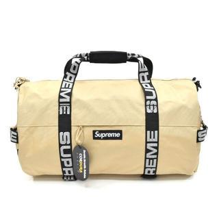 シュプリーム(Supreme)の18SS 新品 Supreme シュプリーム Duffle Bag Tan 36(ボストンバッグ)