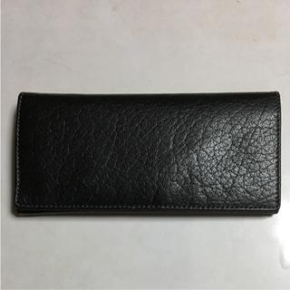 ハルミラノ(HALL MILANO)の本革  バッファローレザー  長財布(長財布)