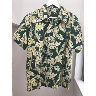 ウエアハウス(WAREHOUSE)のアロハシャツ 半袖(シャツ)