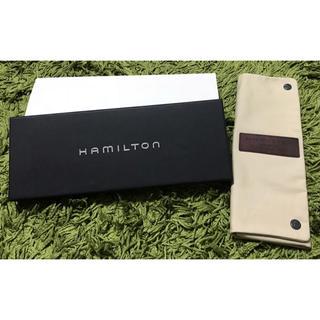 ハミルトン(Hamilton)のハミルトン カーキ 変えベルト袋(その他)