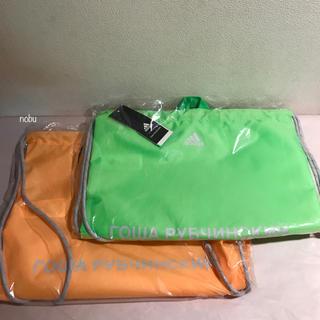 アディダス(adidas)の新品【 GOSHA × ADIDAS - GYM BAG 】ナップサック(バッグパック/リュック)