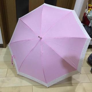 フルラ(Furla)の専用 新品 フルラ FURLA 日傘 晴雨兼用 ピンク ハート ムーンバット(傘)