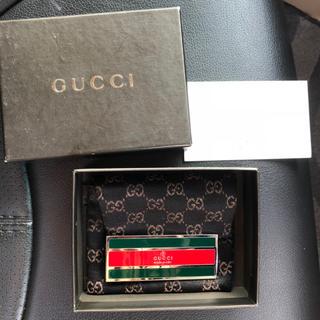 グッチ(Gucci)のGUCCI マネークリップ(マネークリップ)