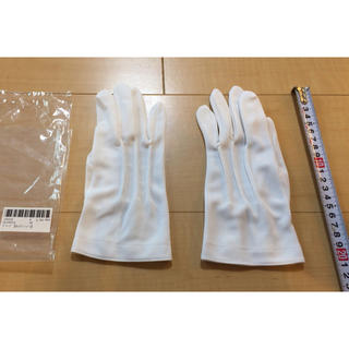 エル(ELLE)のブライダル タキシード用 グローブ(手袋)