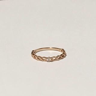 クミキョク(kumikyoku(組曲))の組曲 ピンキーリング 小さいサイズ(リング(指輪))