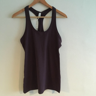 ルルレモン(lululemon)の*outlet* size8 lululemon tank top(ヨガ)