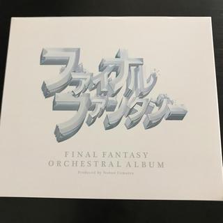 スクウェアエニックス(SQUARE ENIX)のused☆ファイナルファンタジーオーケストラアルバムブルーレイ(ゲーム音楽)