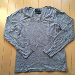 アールニューボールド(R.NEWBOLD)のRニューボールド ロンT グレー(Tシャツ/カットソー(七分/長袖))