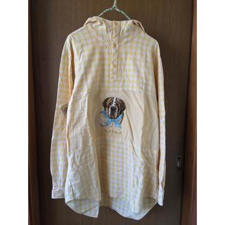 カールヘルム(Karl Helmut)のカールヘルム フード付きシャツ(シャツ)