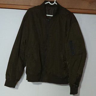 ジーユー(GU)のGU ジャケット XL(ミリタリージャケット)