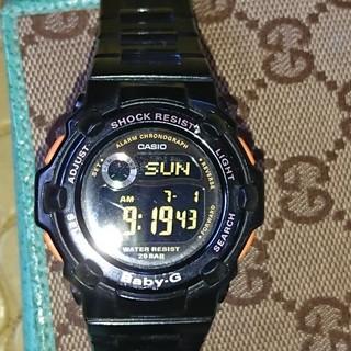 ベビージー(Baby-G)のカシオベビーG3136BG-3000A(腕時計)