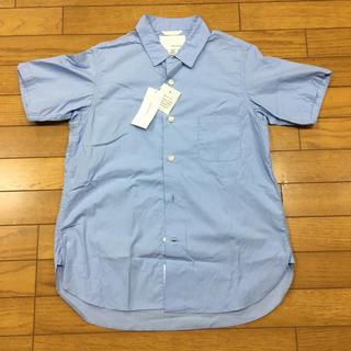ナナミカ(nanamica)の定価16200円・ナナミカ・ノースフェイス・半袖シャツ(シャツ/ブラウス(半袖/袖なし))