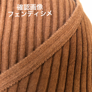 フェンディ(FENDI)の◼️フェンディシメ   確認画像   ◼️(Tシャツ(半袖/袖なし))