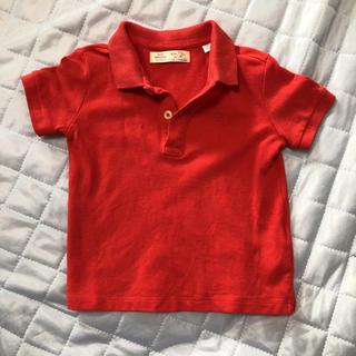 ザラ(ZARA)のZARA ポロシャツ(Tシャツ/カットソー)