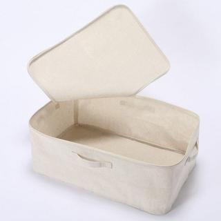 ムジルシリョウヒン(MUJI (無印良品))の 無印良品 ポリエステル綿麻混・ソフトボックス・衣装ケース(押し入れ収納/ハンガー)