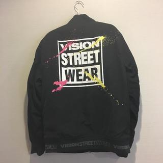 ヴィジョン ストリート ウェア(VISION STREET WEAR)のvision street wear(フライトジャケット)