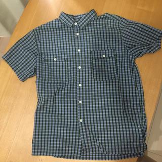 カバンドズッカ(CABANE de ZUCCa)のCABANE de zucca グリーンシャツ(Tシャツ/カットソー(半袖/袖なし))