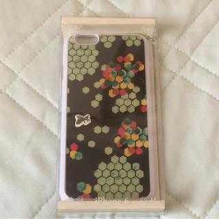 スーパーハッカ カクカクはちのす iPhone6ケース 未開封 ブラック