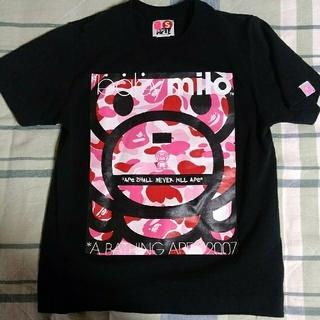 美品 APE (エイプ) milo Tシャツ レディース サイズS