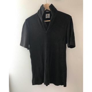 ギローバー(GUY ROVER)のギローバー GUYROVER シップス別注ポロシャツ 焦茶色 S(ポロシャツ)