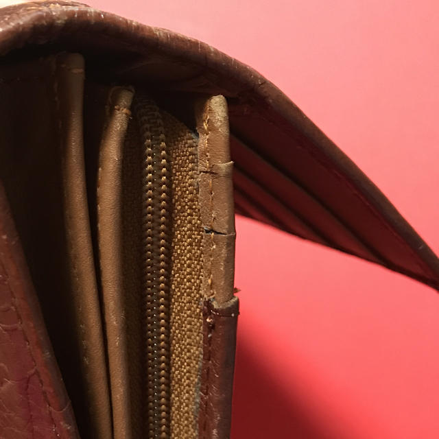 Vivienne Westwood(ヴィヴィアンウエストウッド)のブラウン長財布 レディースのファッション小物(財布)の商品写真