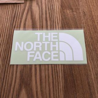 ザノースフェイス(THE NORTH FACE)のステッカー(その他)