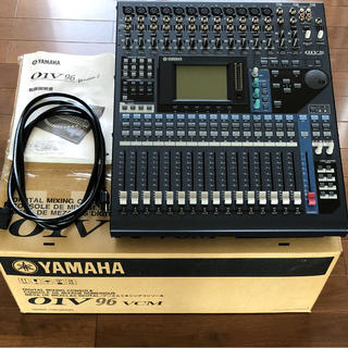 ヤマハ(ヤマハ)の美品 YAMAHA O1V96 Version 2 デジタルミキサー(ミキサー)