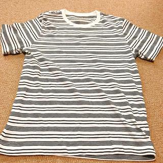 ムジルシリョウヒン(MUJI (無印良品))の無印良品 Tシャツ メンズ M(Tシャツ/カットソー(半袖/袖なし))