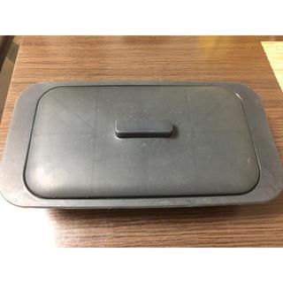 ムジルシリョウヒン(MUJI (無印良品))の無印良品 シリコンスチーマー シリコン調理ケース(調理道具/製菓道具)