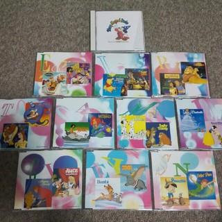 ディズニー(Disney)の値下げしました!ユーキャン★ディズニーマジカルストーリーズ☆Used(CDブック)