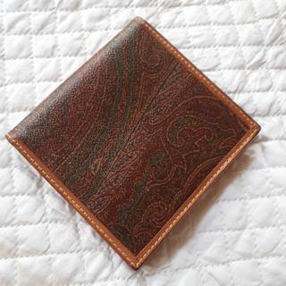 エトロ(ETRO)のエトロ 折りザイフ(財布)