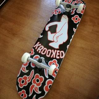 クルキッド(KROOKED)のクルキッド スケートボード(スケートボード)