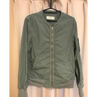 グリーンレーベルリラクシング(green label relaxing)のミリタリーMA1ジャケット(ミリタリージャケット)