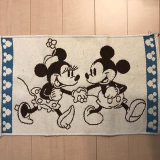 ディズニー(Disney)のミッキー ミニー マット(その他)