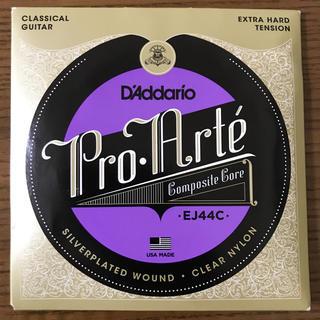 D'Addario(ダダリオ)EJ44Cクラシックギター弦(弦)