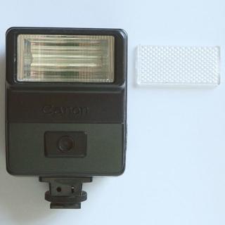 キヤノン(Canon)のCanon スピードライト 177A (発光確認済、送料込)(ストロボ/照明)