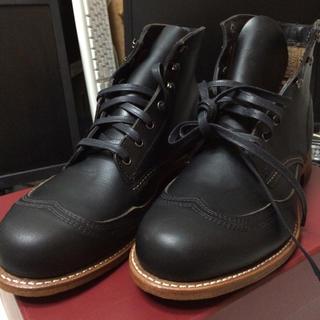 ウルヴァリン(WOLVERINE)のウルバリン 1000マイルW05344 9D 新品(ブーツ)
