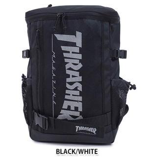 スラッシャー(THRASHER)の新品未使用品 THRASHER 黒 BLACK 黒 BACKPACK(バッグパック/リュック)