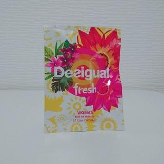 デシグアル(DESIGUAL)のDesigual フレッシュオードトワレ(香水(女性用))