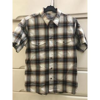 ニーキュウイチニーキュウゴーオム(291295=HOMME)の291295 チェックシャツ シャツ 半袖 メンズ(シャツ)