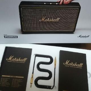 フランクリンアンドマーシャル(FRANKLIN&MARSHALL)のmarshall stanmore bluetooth speaker(スピーカー)