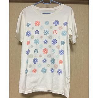 ゆず マルチカラー 家紋Tシャツ ゆずライブTシャツ(ミュージシャン)