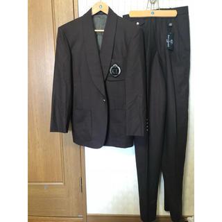 カールラガーフェルド(Karl Lagerfeld)のVintage カールラガーフェルド セットアップ スーツ 古着 ブラウンロゴ(セットアップ)